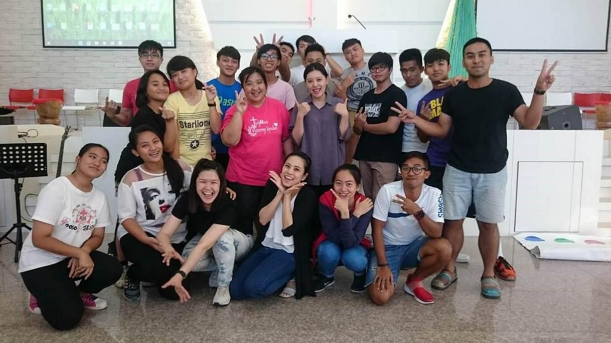 2017青年聖經營師訓